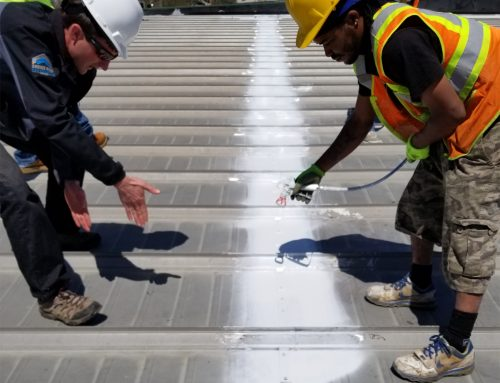 The Right Way to Seal Metal Roof Seams