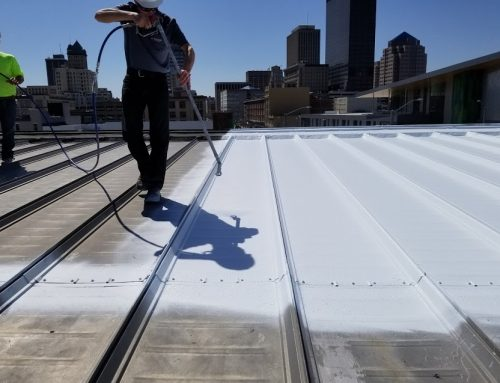 What Makes Acrylic Roof Coating the Clear Solution?
