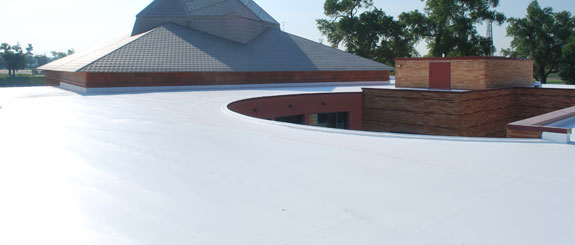 Fluid Applied Roofing Systems