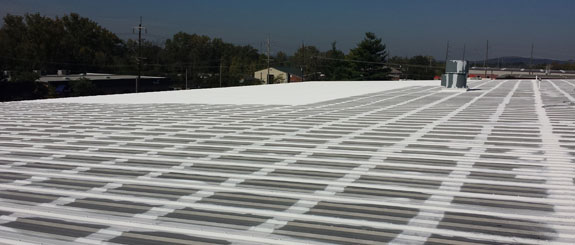 Seamless Waterproofing System